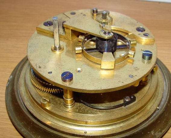 Two Day Marine Chronometer by Barraud, London No.2146 c.1838