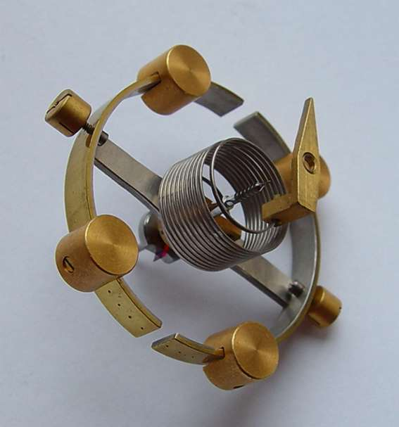 Balance for a marine chronometer KIROV, POLJOT